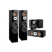 Caixas Acústicas para Home Theater - Kit de 5 Caixas