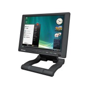 Monitor LCD de 10´ Touch Screen - HDMI e DVI - 12 Volts