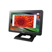 Monitor LED de 10´ - Touch HDMI e DVI - 12 Volts