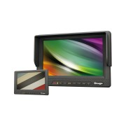 Monitor LED de 7´ - HDMI e DVI - 12 Volts